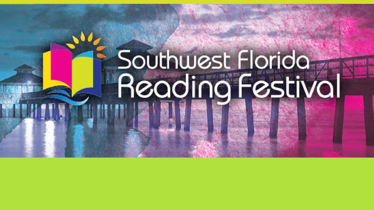 Kimberla Speaking at the 2017 Southwest Florida Reading Festival