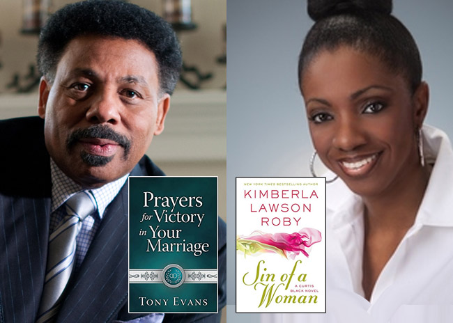 Tony Evans And Kimberla Lawson Roby Top The July 2017 BCNN1/BCBC National Bestsellers List